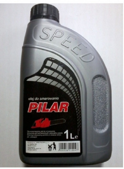 Olej Pilar do smarowania łańucha 1000ml