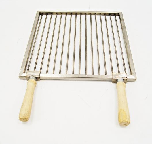 Ruszt do grilla nierdzewny grillowy na dowolny wymiar