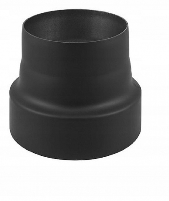 Redukcja kominowa spalinowa pieca kotła 120 /150