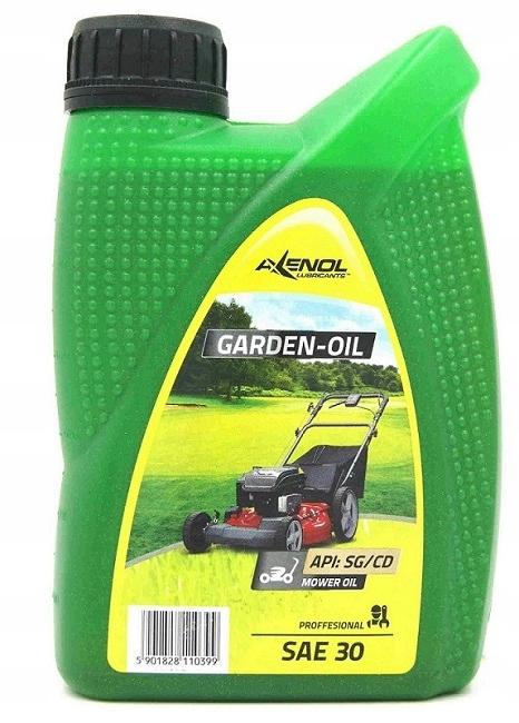 Olej Do Kosiarki Spalinowej Silników Czterosuwowych Garden 0,6L