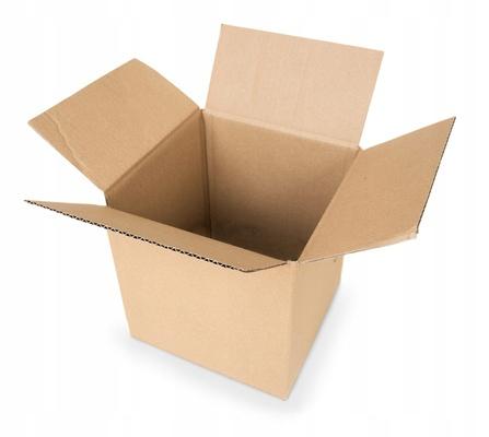 Karton duże opakowanie kartonowe do pakowania do przeprowadzki 400x400x400 590G/M2
