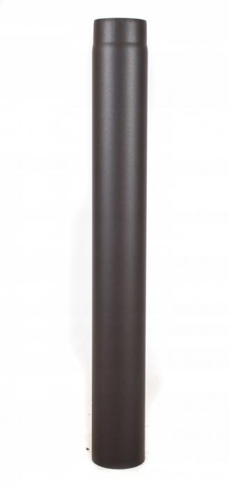 Rura spalinowa kominkowy do pieca ścianka 2mm 160x1000