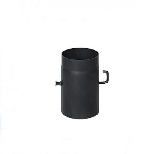 Szyber spalinowy do kominka kominowy kominkowy DARCO 120 MM