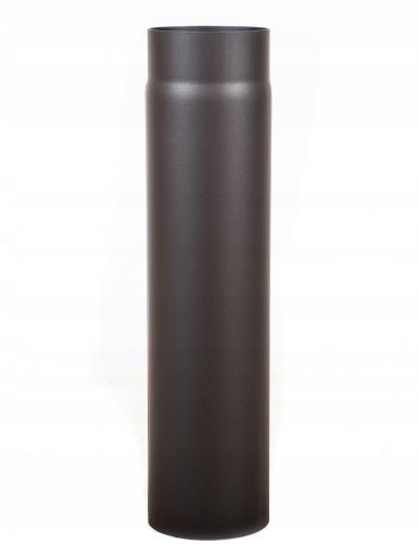 Rura kominkowa spalinowa  do pieca ścianka 2mm 130x500