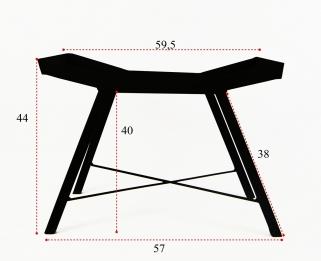 Podstawa stojak pod wkład kominkowy na własny wymiar.