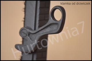 Drzwiczki żeliwne model M1